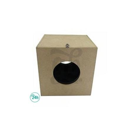 Isolation acoustique de boîte pour une qualité maximale
