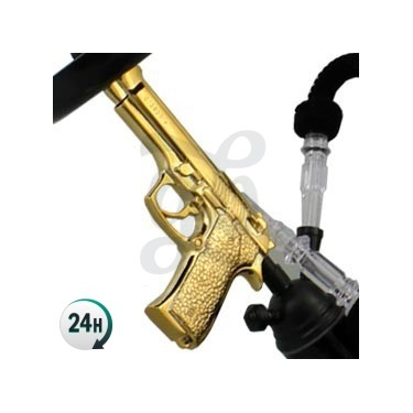 Shisha Deluxe Smith & Wesson - Gold model, trigger