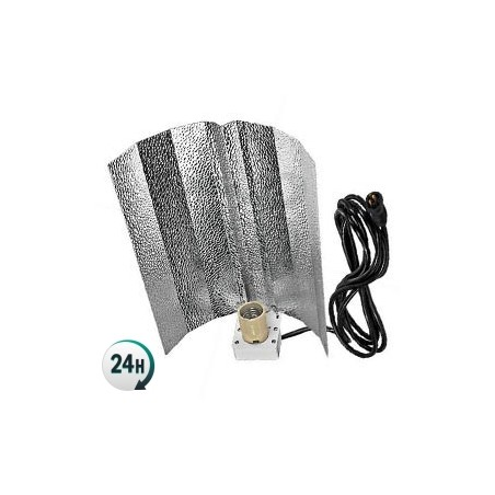 Reflector stucko con 1,5m cable Plug & Play