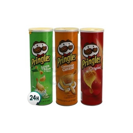 Pringles Can Stash