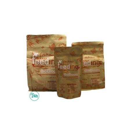 BioBloom Powder Feeding