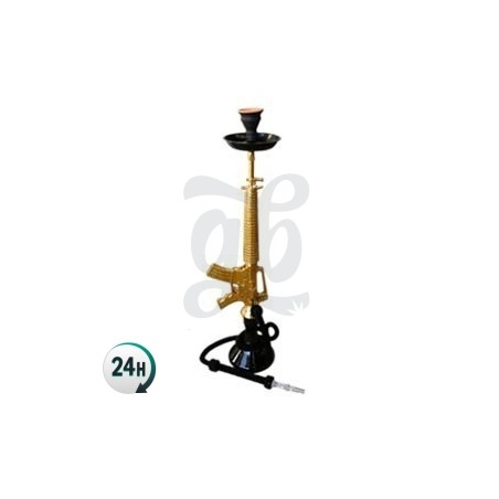 Shisha The Diamond Ball 72cm 2 mangueras
