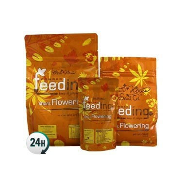 Powder Feeding Short Flowering - Fertilizante en polvo