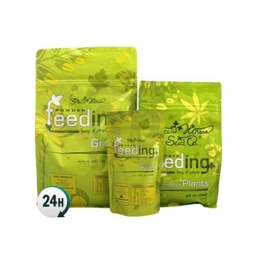 Powder Feeding Mother Plants (plantas madre)