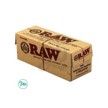 Raw Parchment Paper 10cm x 4m