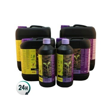 Soil Nutrition A+B bottles