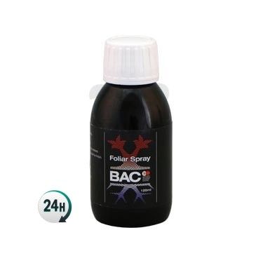 Foliar Spray BAC 120ml y 500ml