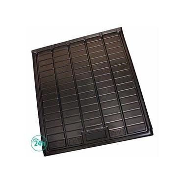 Bandeja - Mesa de cultivo 1x1 Negra