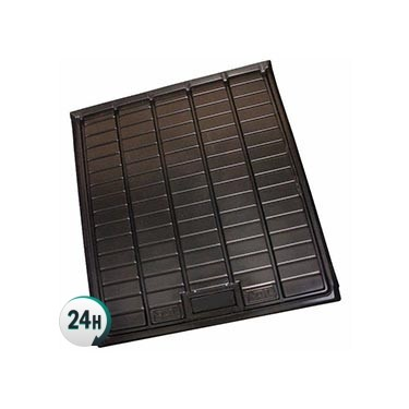 1x1m Black Grow Tray/Table