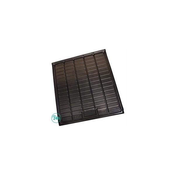 Bandeja - mesa de cultivo 1 x 1m negra