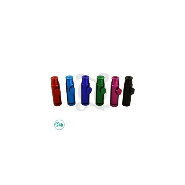 Dispensador Aluminio Snuffer - todos los colores