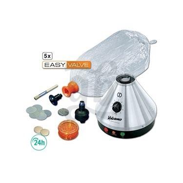Vaporizador Volcano con kit Easy Valve