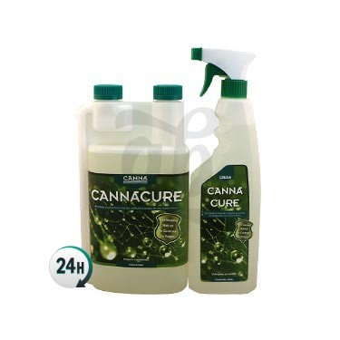 Cannacure 1L and Spray bottle