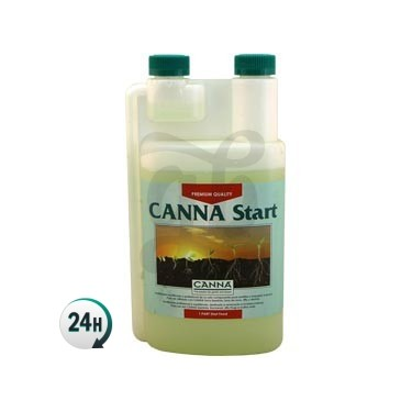 Canna Start bottle