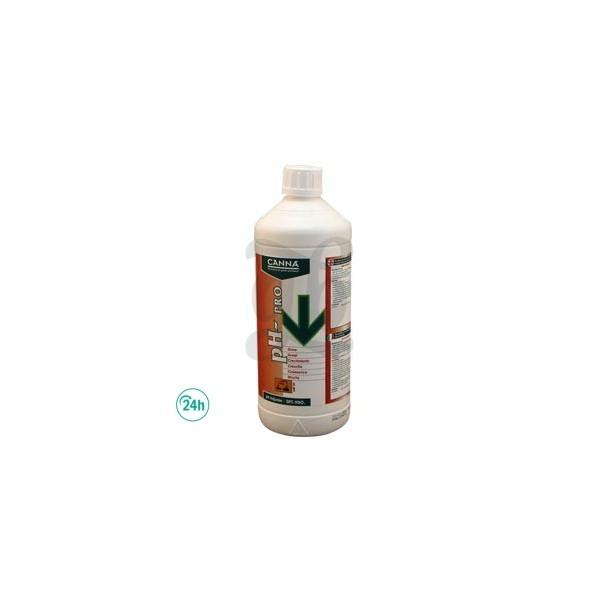 pH- Floraison