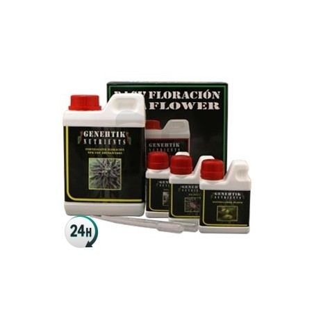Pack Fertilisants de Floraison