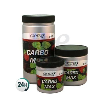 Carbo-Max bottles