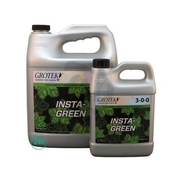 Insta Green bottles
