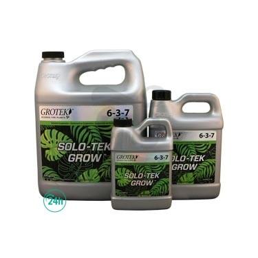 Solo-Tek Grow bottles