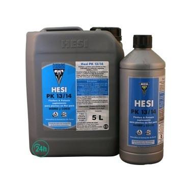 Hesi PK 13/14 bottles