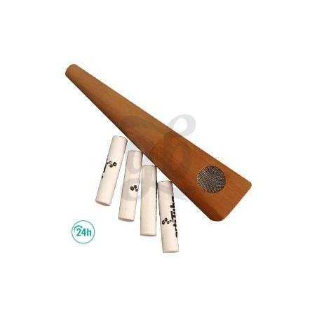 Pipa filtros Tune madera