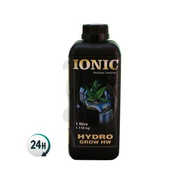 Ionic Hydro for Hard Water