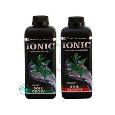 Ionic Soil