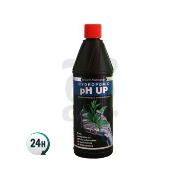 Ionic pH UP Adjuster