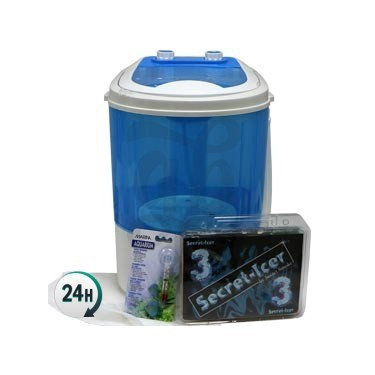 Secret Icer kit lavadora - 3 Bolsas