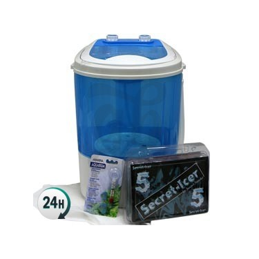 Secret Icer Hash Washer Kit - 5 bags