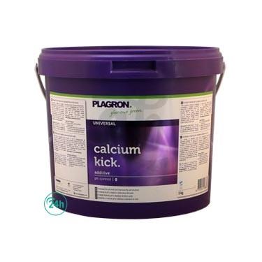 Coup de pied de calcium