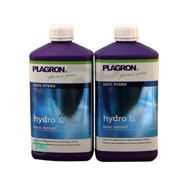 Hydro a+b bottles