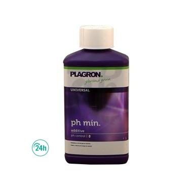 Garrafa de pH Min