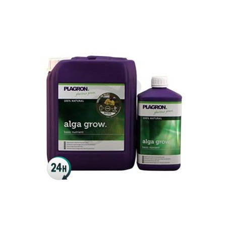 Garrafas de Alga-Grow Plagron