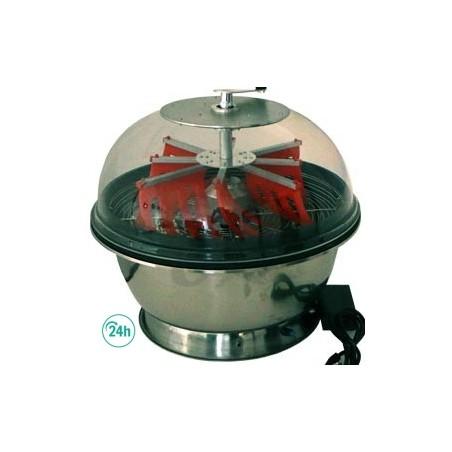 Peladora Leaf Cutter automática