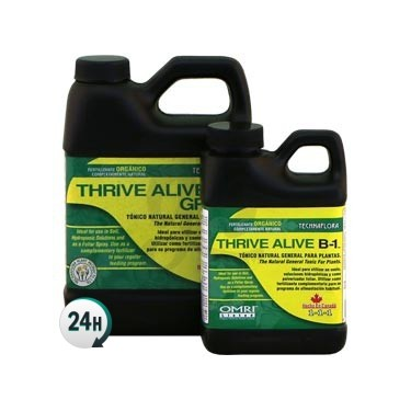 Thrive Alive B1 Green