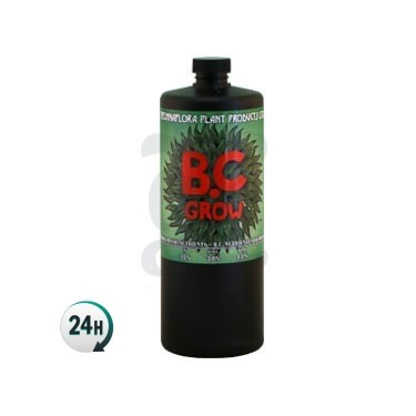 B.C. Grow bottle
