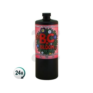 B.C. Bloom bottle