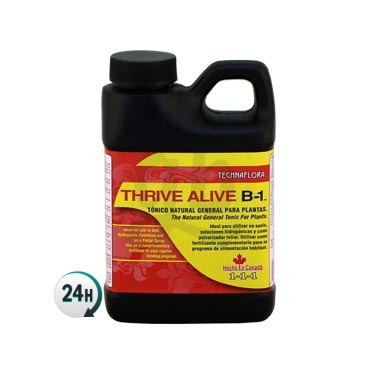 Thrive Alive B1 Green Red