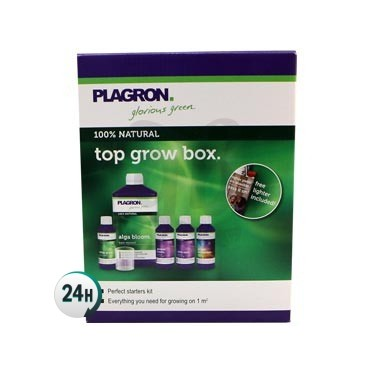 Caja Top Grow Box Bio