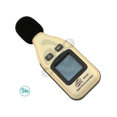 Benetech sonómetro medidor de dB para cultivo de marihuana