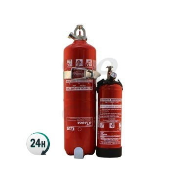 Automatic Fire Extinguisher for Grows - 1 kg