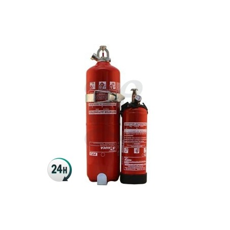 Automatic Fire Extinguisher for Grows