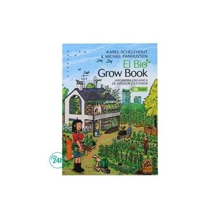"""Libro """"El Bio Grow Book"""""""