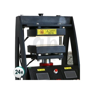 5-Ton Hydraulic Rosin Press - Plaque