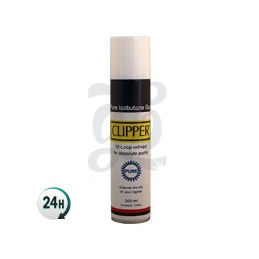 Gas Clipper 0% impurezas