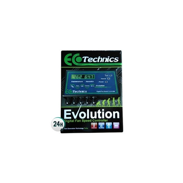 Evolution controlador de humedad y temperatura - Caja