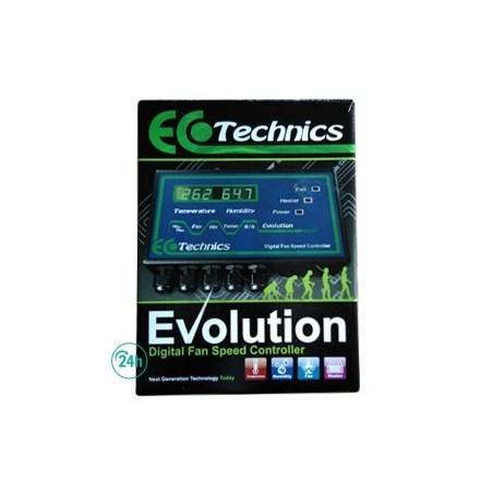 Controlador de Humedad y Temperatura Evolution