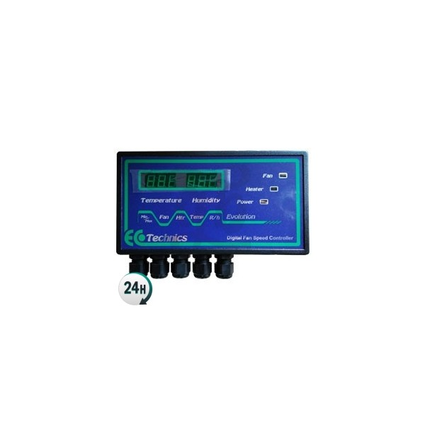 Evolution controlador de humedad y temperatura