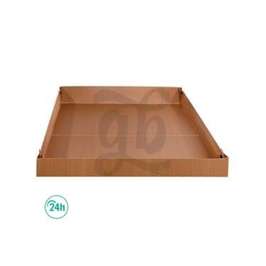 Bandeja Plegable y estanca de 1x1m y 1,2 x 1,2m